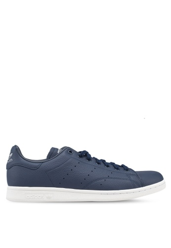 adidas navy adidas originals stan smith 7D01FSH420A781GS_1