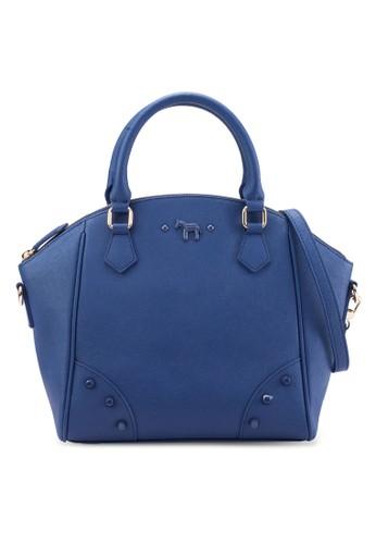 New Kate 鉚釘飾托特包、 包、 包lapaletteNewKate鉚釘飾托特包最新折價