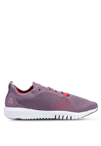 9ce9c7ccbd7 Reebok purple Training Flexagon Shoes 3BAE5SHDA5A243GS 1