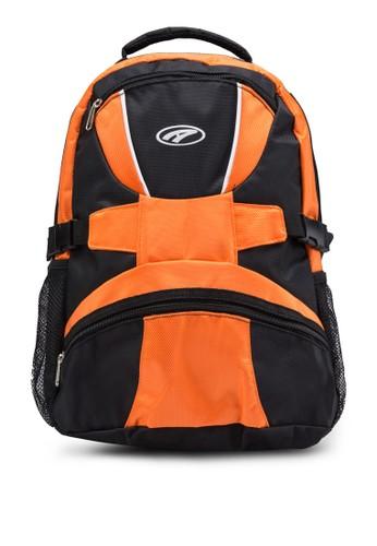 Tihua 撞色後背包, 包, esprit bag後背包