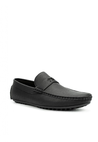 Mario D' boro Runway black MS 43090-Black Casual Shoes C2F25SH6433189GS_1