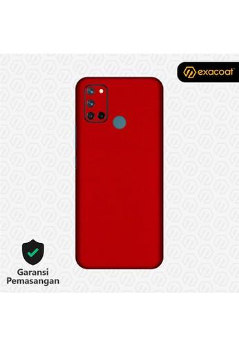 Exacoat Realme 7i 3M Skins True Colors - Lust Red F710AESC27BB32GS_1