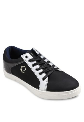 esprit專櫃拼色繫帶運動鞋, 鞋, 鞋