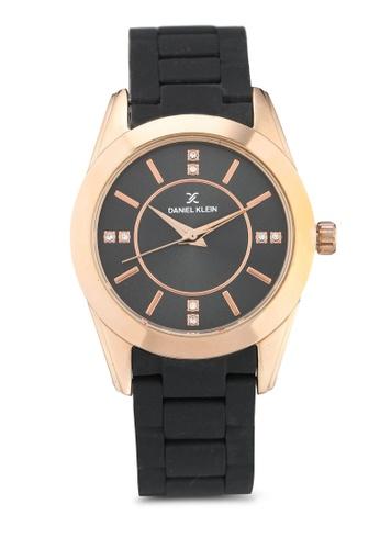Daniel Klein black Daniel Klein Black Female Watches - DK10858-2 925EBAC30BF4CCGS_1