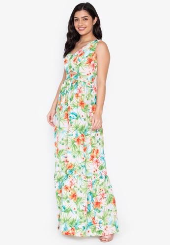 dc69dd5aafc Shop Purple Shore Casual Long Dress Online on ZALORA Philippines