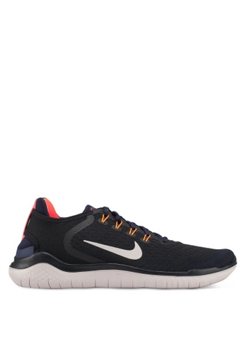 Nike black Nike Free Rn 2018 Shoes E75A6SHF3FC230GS_1