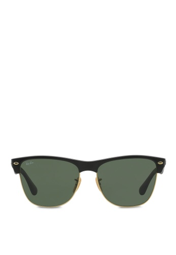 d10b4b7005319 Buy Ray-Ban Clubmaster Oversized RB4175 Sunglasses Online on ZALORA ...
