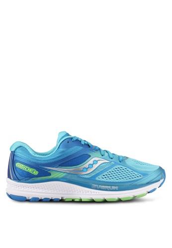 Saucony blue Guide 10 Shoes SA304SH0S2Z2MY_1