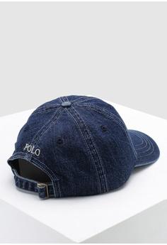 30b2848df0d Polo Ralph Lauren Cotton Chino Sport Cap HK  390.00. Sizes One Size