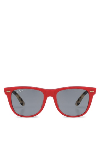 b0085dda42c Buy Ray-Ban Wayfarer RB2140F Sunglasses Online