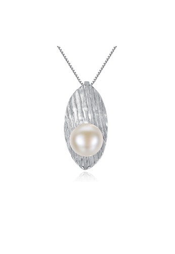 SUNRAIS silver High-grade colored stone silver fashion necklace D6A9AAC7028D01GS_1