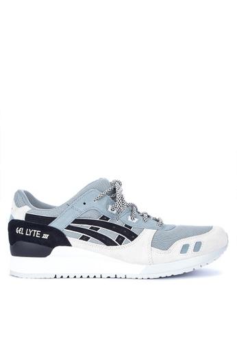 ASICSTIGER grey Gel-Lyte III Sneakers 292F6SH1877DFDGS_1