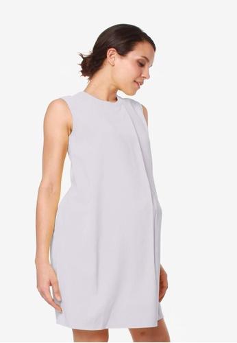 b1b4b9594e721 Buy Bove by Spring Maternity Claude High Neck Dress Online on ZALORA  Singapore
