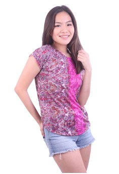 Extended Sleeves Shirt