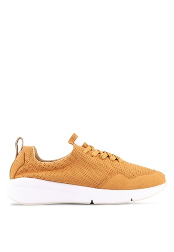 Rawrow orange Wax 200 Chamude Sneakers RA312SH0RQMDMY_1