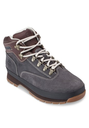 Timberland Men's Euresprit地址o Hiker WP 登山靴, 鞋, 鞋