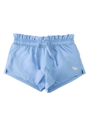 Abercrombie & Fitch blue Active Shorts 3AD42KAF1FDED8GS_1