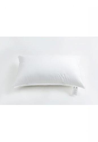 Bedding Day white Bedding Day Superior Microfiber Pillow 4D908HL51661FDGS_1