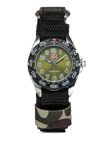 軍事風數字圓esprit hong kong 分店錶, 錶類, 飾品配件