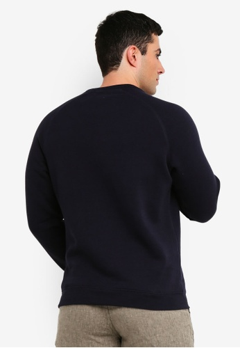 cc34e7f56d57 Shop MANGO Man Basic Cotton Sweater Online on ZALORA Philippines