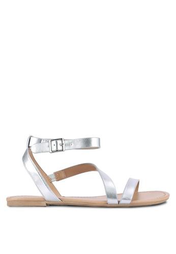 Call It Spring silver Agroerwen Sandals CA512SH0RLDMMY_1