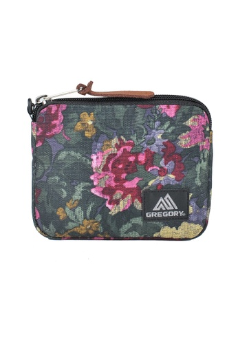 Gregory multi GREGORY CLASSIC COIN POUCH GARDEN TAPESTRY GR313SE92LFFSG_1