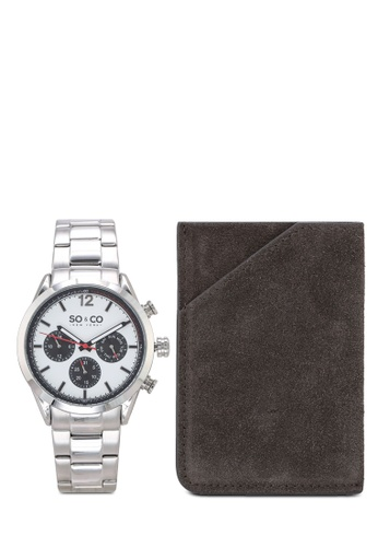 SO&CO silver Monticello 5004.2_CH Watch Set 56EF7AC28E29EFGS_1