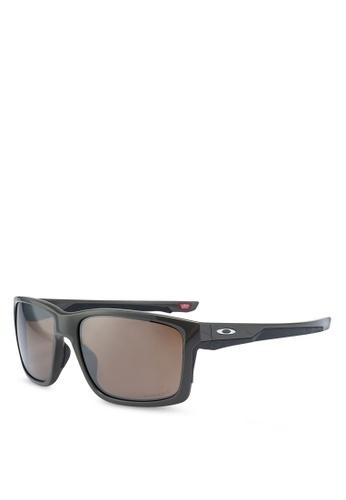 Oakley 多色 長方形太陽眼鏡 77136GL24B69F1GS_1