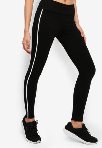 AVIVA black Long Pants F46BCAAA223CC4GS_1