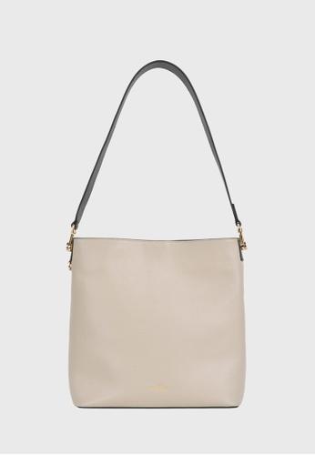 Tocco Toscano beige Lunar Feed Bag (Beige) 3091CAC6C62524GS_1
