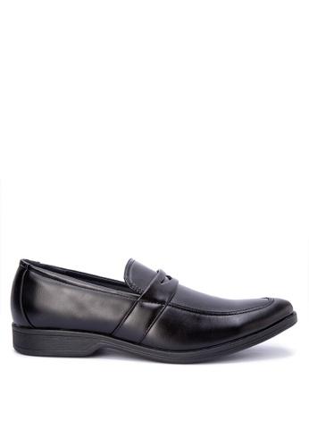 H2Ocean black Gaurav Shoes H2527SH0K3E1PH_1