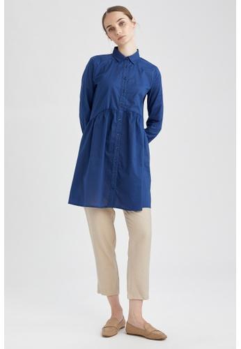 DeFacto beige Woman Woven Trouser 16593AA9197925GS_1