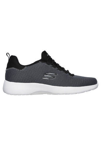 Skechers black Skechers Men SPORT - 58360BLK 9C56BSH997EA1FGS_1