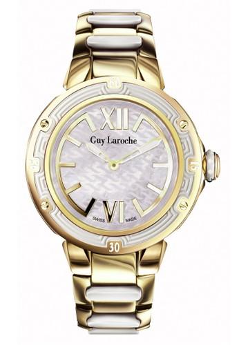 Guy Laroche Watches [Moment Watch] Guy Laroche Jam Tangan Wanita :GL6218-04