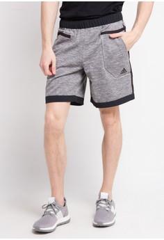 adidas adidas z.n.e. reversible shorts
