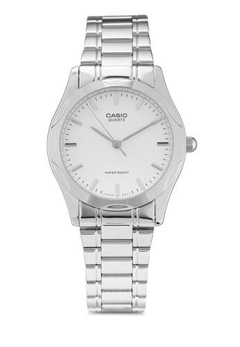 Casio silver Casio Stainless Steel Watch MTP-1275D-7ADF BEBFBAC7BBC341GS_1