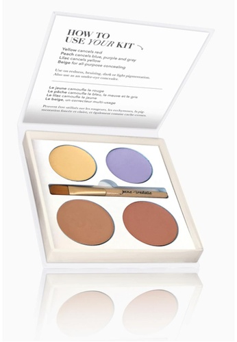 Jane Iredale multi Corrective Colors Kit JA379BE96NSDSG_1