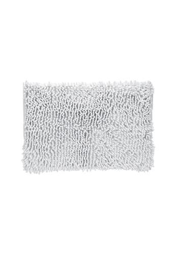 Charles Millen white SET OF 2 Charles Millen MOPPY Microfibre bath mat with SBR Antislip Backing 40 x 60cm. 9E30BHL8AD790AGS_1
