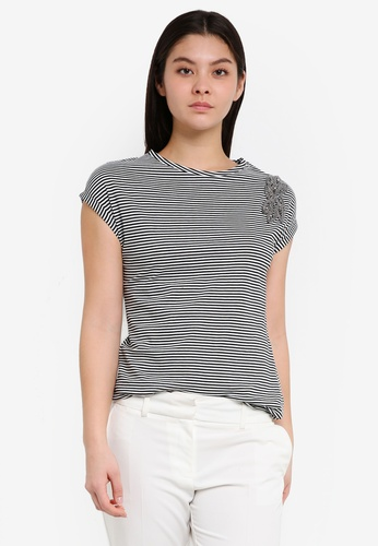 Dorothy Perkins multi Embelished Tshirt E264AAA54A3953GS_1