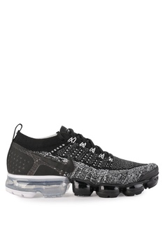 newest dc22f 5d5c2 Nike black Nike Air Vapormax Flyknit 2 Shoes 8BC77SHDB18B8AGS1