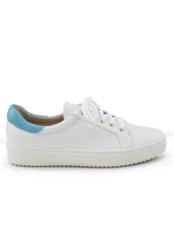 Shu Talk 藍色 大熱輕便運動鞋 SH544SH09S1MTW_1