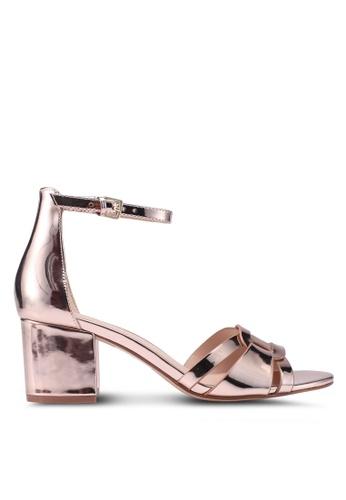 ALDO silver Agreidia Heels 53E3BSHF453E8AGS_1