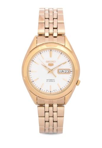 Seiko gold Analog Watch SNKL26K1 SE746AC47KEAPH_1