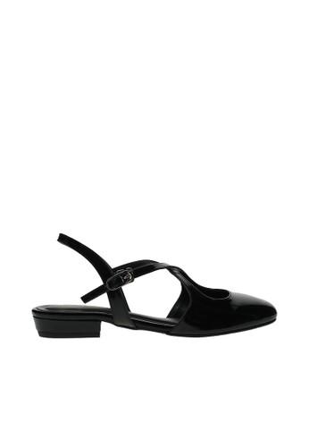 MAYONETTE black Mayonette Karen Flats - Black MA831SH0U6TIID_1