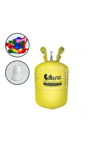 HOUZE HOUZE - Balloonee Standard Disposable Helium Kit - 30 balloons 55B5EHL008812CGS_1