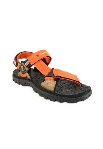 OUTDOOR FOOTWEAR orange Outdoor Magma Orange Sandal Gunung OU533SH73MMSID_1