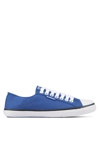Superdry blue Low Pro Sneakers E841BSHAF376FAGS_1