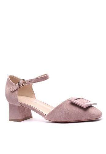 Twenty Eight Shoes Buckle Heels132-15 81082SHABF31EEGS_1