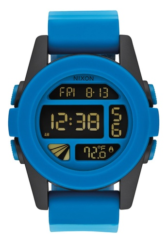 Nixon blue Nixon - Unit Blue Digital Watch NI855AC96EDVSG_1