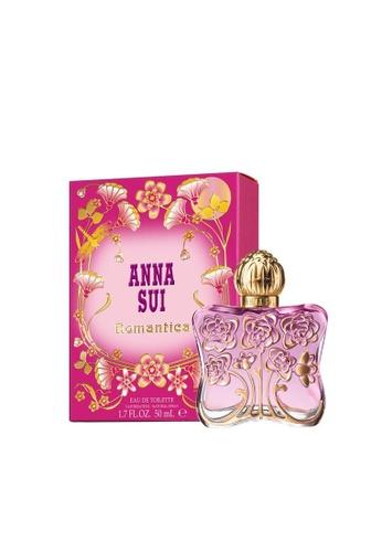Anna Sui Anna Sui Romantica Eau de Toilette 50ml CA67BBE67E8F1BGS_1